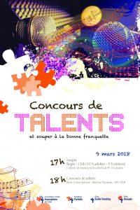 Souper à la bonne franquette et concours de talents @ École Émilie-Tremblay | Whitehorse | Yukon Territory | Canada